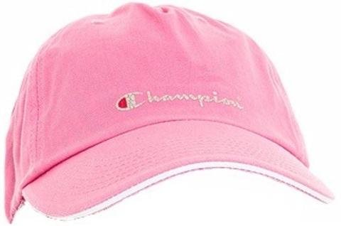 Бейсболка женская CHAMPION розовая