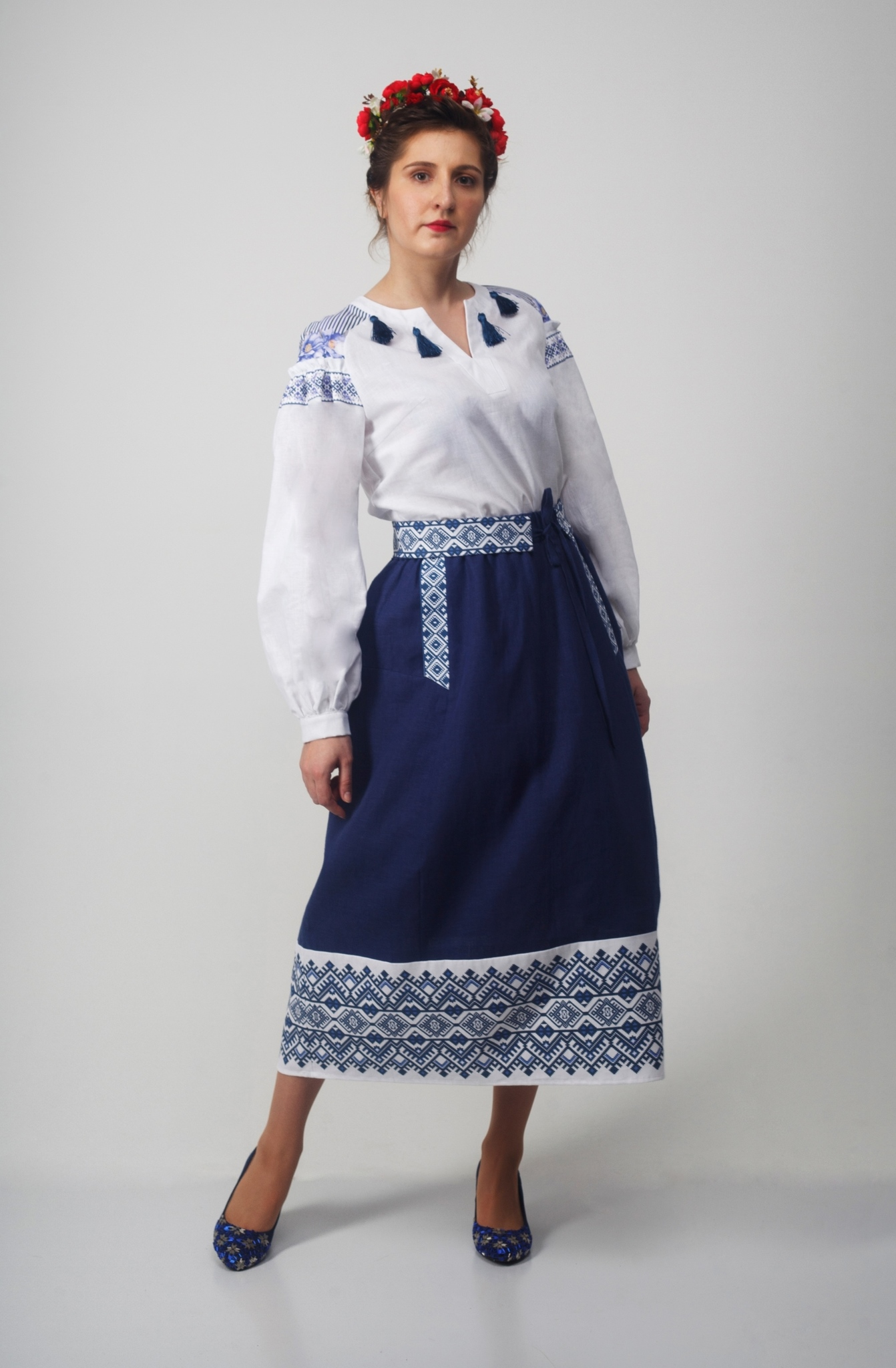 Блуза Дивная 01