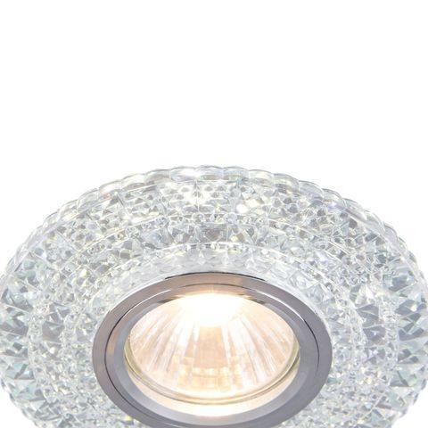 Встраиваемый светильник Maytoni Metal Modern DL295-5-3W-WC