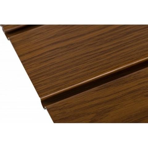 Сайдинг Виниловый VOX System MAX-2 Дуб золотой