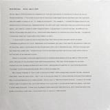 Brad Mehldau / Suite - April 2020 (LP)