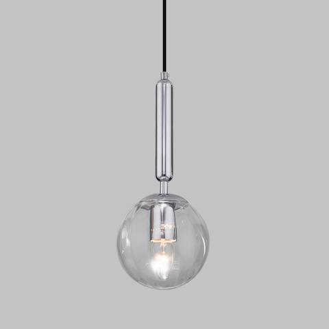 Подвесной светильник со стеклянным плафоном 50208/1 прозрачный