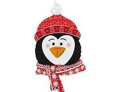 Г Фигура Голова Пингвина 34