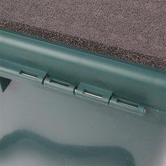 Ведро-стул Тонар односекционный 19л зеленый