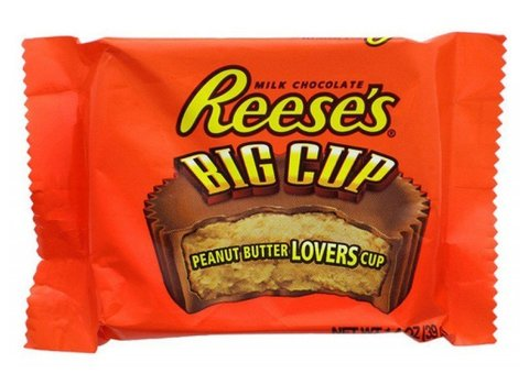 Reese's Big Cup Peanut Butter 39 гр