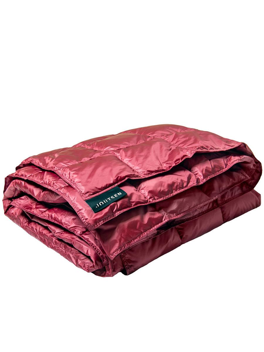 Joutsen одеяло-плед Kulkuri 130х190 бордовый