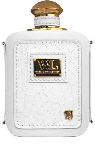 Alexandre J  WESTERN LEATHER WHITE