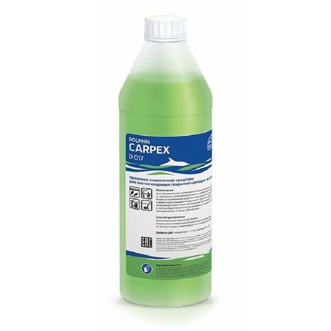 Профессиональная   химия DolphinCarpex чист ковр покр из искуств вол-н 1л