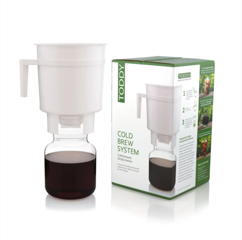 Toddy Coffee Maker - бытовой завариватель