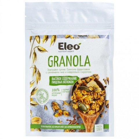 Гранола фруктовая Eleo, 150г (Специалист)