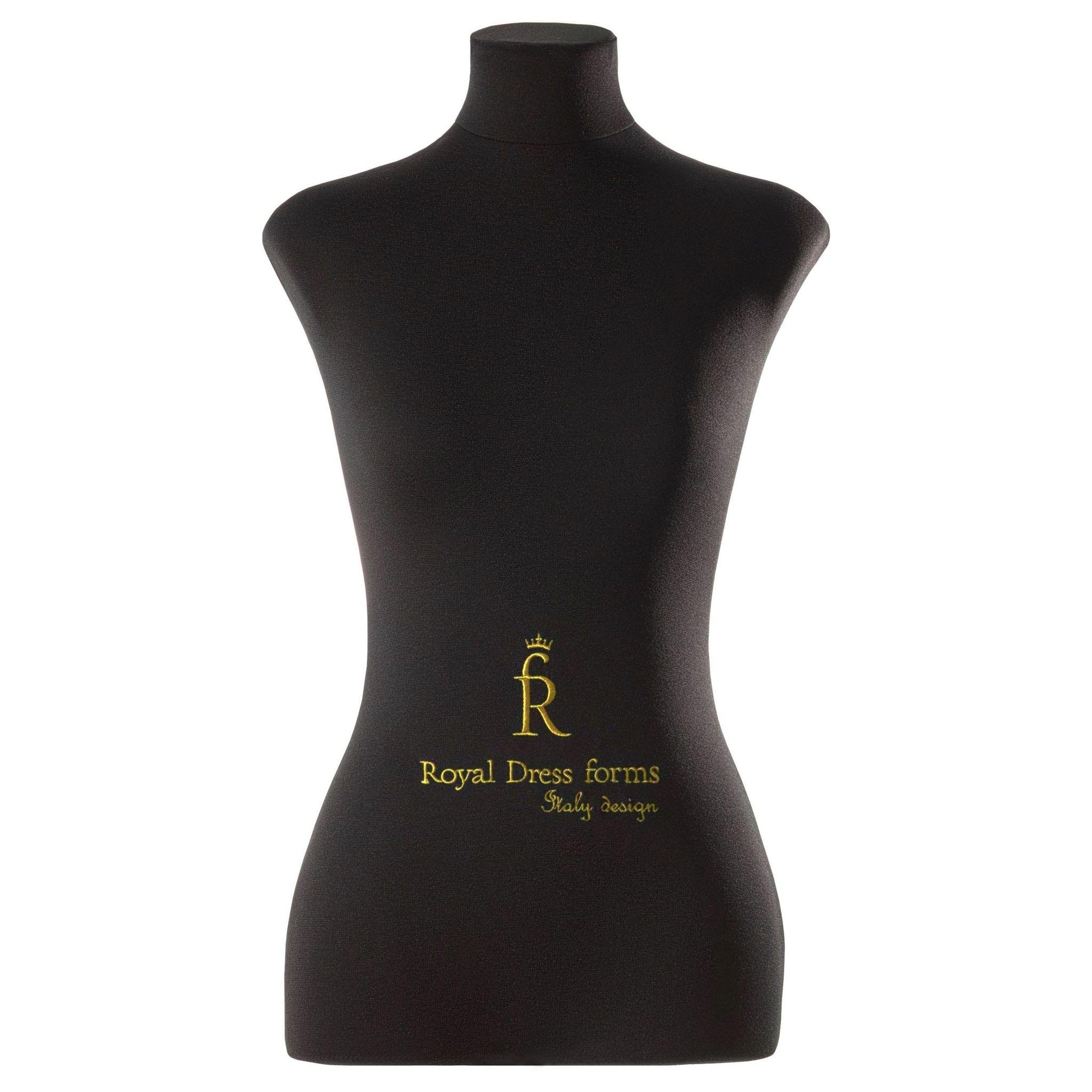 Манекен портновский Кристина, комплект Стандарт, размер 40, Черный