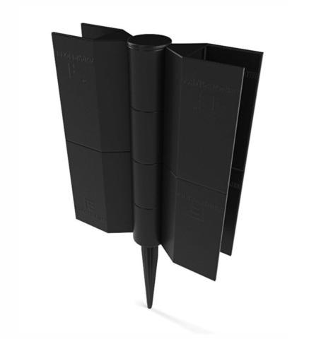 Угловой поворотный элемент для грядок высотой 150 мм