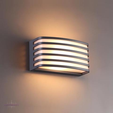 Светильник уличный настенный 370638 серии ZEBRA