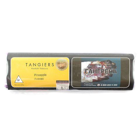 Табак для кальяна Tangiers Noir (желтый) 6 Pineapple 250 гр