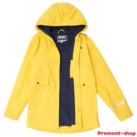 Дождевик для мальчика Premont Лимонный сок SP73633 Yellow
