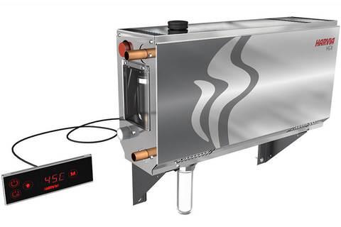HARVIA Парогенератор HELIX HGX15 15.0 кВт с контрольной панелью