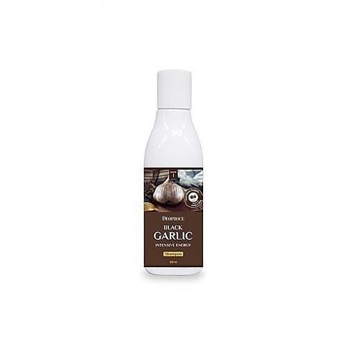 Шампунь для волос с экстрактом черного чеснока BLACK GARLIC INTENSIVE ENERGY SHAMPOO