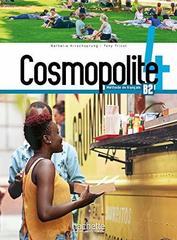 Cosmopolite 4 : Livre de l'eleve + DVD-ROM + Parcours digital