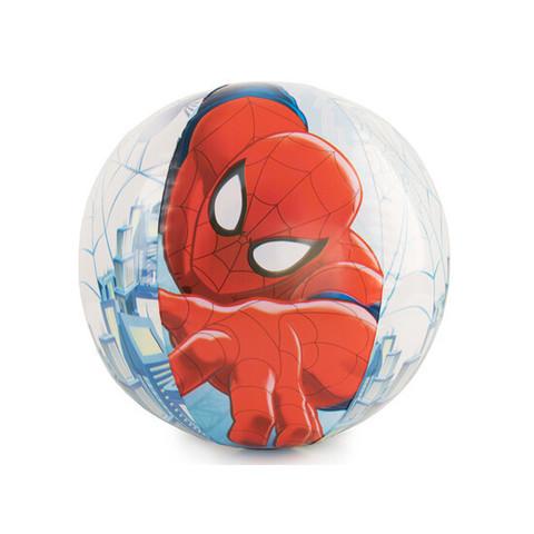 Мяч надувной Bestway 98002 Spider-man (51 см) / 15602