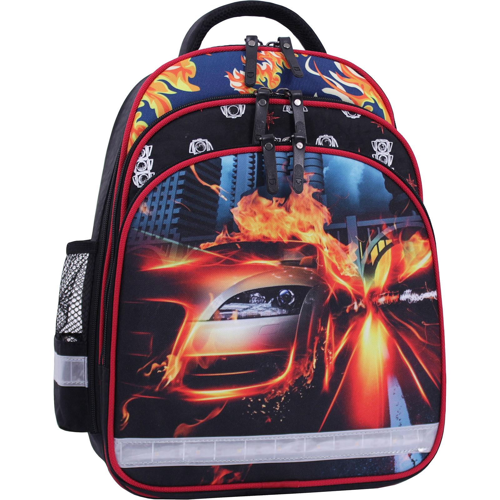 Детские рюкзаки Рюкзак школьный Bagland Mouse черный 500 (0051370) IMG_9718.JPG