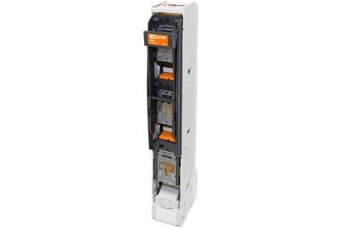 Планочный выключатель-разъединитель с функцией защиты одна рукоятка ППВР 1/185-6 3П 250A TDM