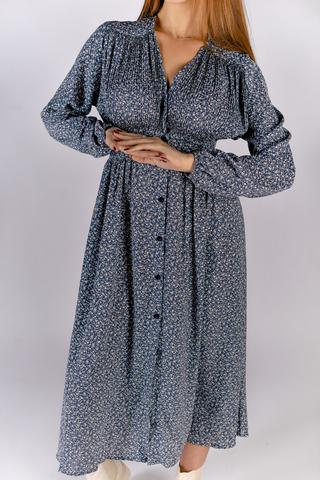 Платье шифон ниже колена интернет магазин