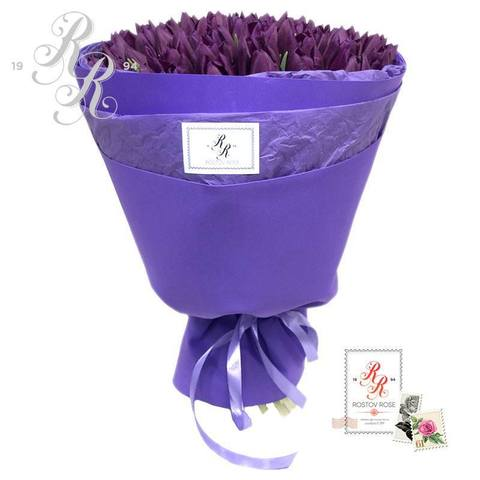 Популярные тюльпаны
