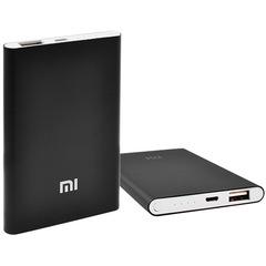 Power Bank MI Slim 6000mAh USB(1A), индикатор заряда (125)