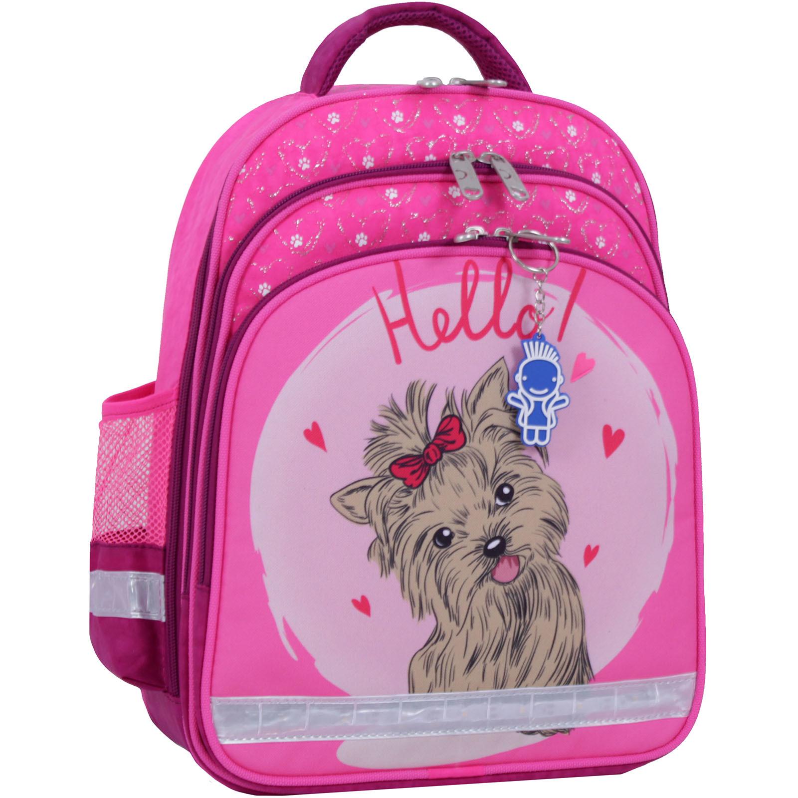 Рюкзак школьный Bagland Mouse 143 малиновый 167к (0051370) фото 6