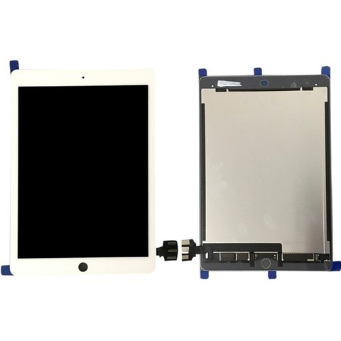 LCD Apple iPad Pro 9.7 2016/A1673/A1674 + Touch White 全新全原