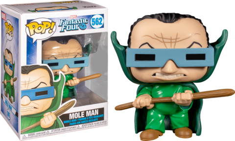 Mole Man (Fantastic Four) Funko Pop! || Человек Крот