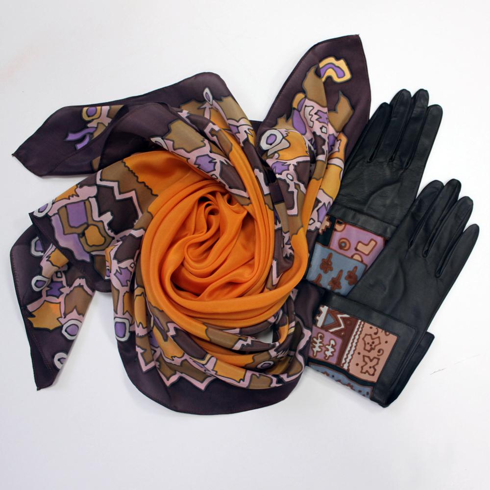 Перчатки Африка 1