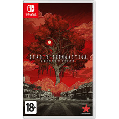 Игра Nintendo Deadly Premonition 2: A Blessing in Disguise англ. язык