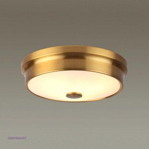 Светильник настенно-потолочный 4824/3C серии MARSEI