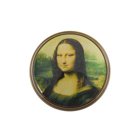 Брошь «Мона Лиза» F78471-MONA