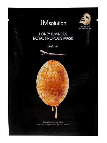 JMSOLUTION Питательная маска с прополисом JMSOLUTION Honey Luminous Royal Propolis Mask30 мл.