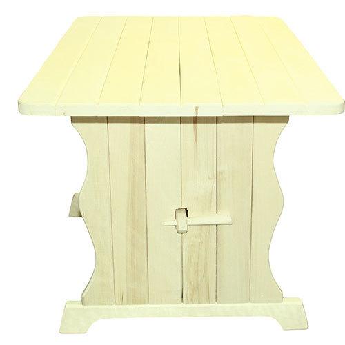 Стол 180*80 см из осины