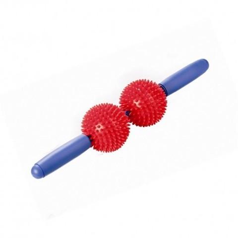 Массажные мячи на ручке Тривес М-402, большие
