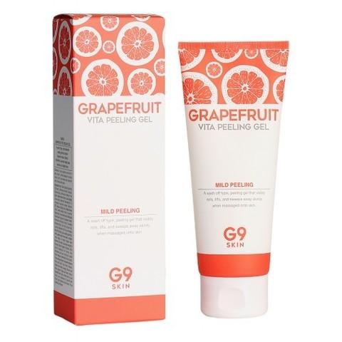 G9Skin Grapefruit Vita Peeling Gel пилинг - скатка для лица с экстрактом грейпфрута