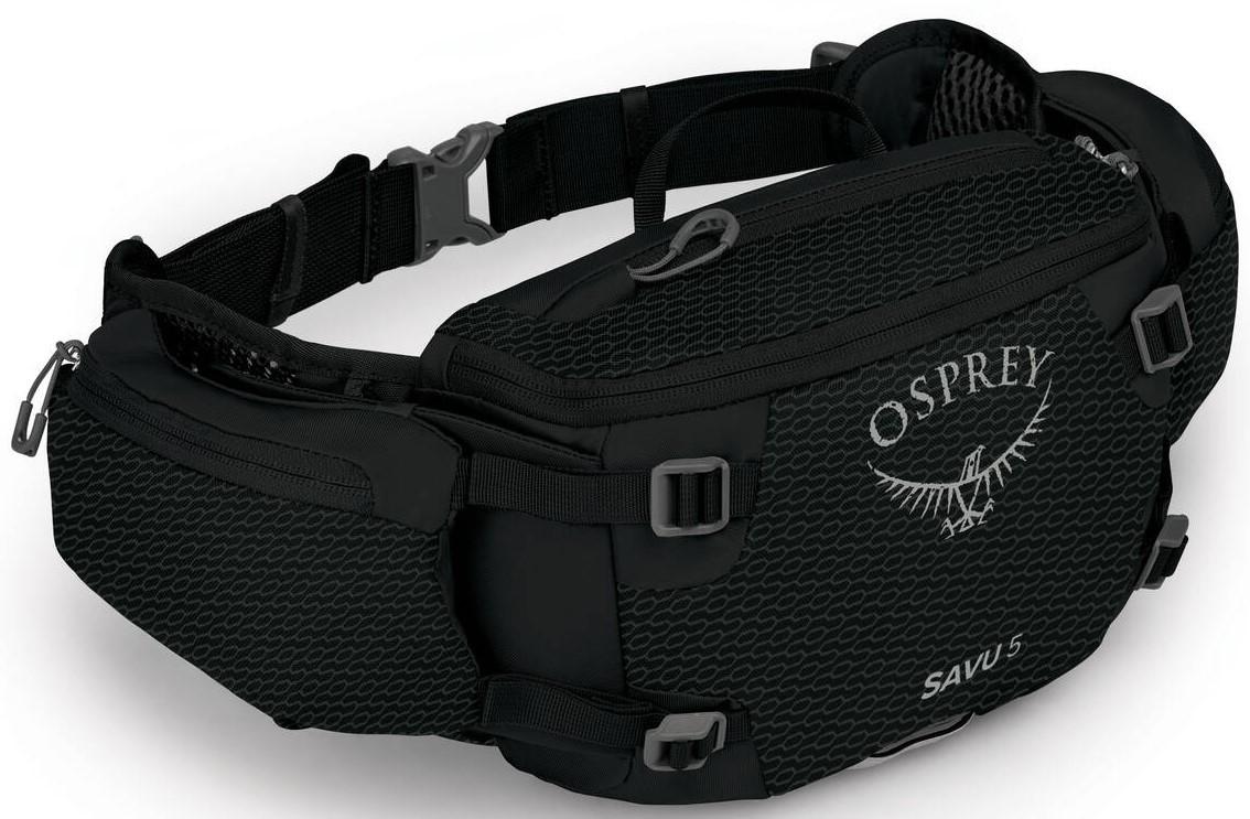 Сумки Сумка поясная Osprey Savu 5 ,Black Savu_5_S21_Side_Black_web.jpg