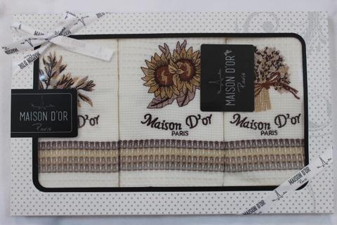 Набор салфеток для кухни STRIPES - СТРИПЕС  50х70  Maison Dor  Турция