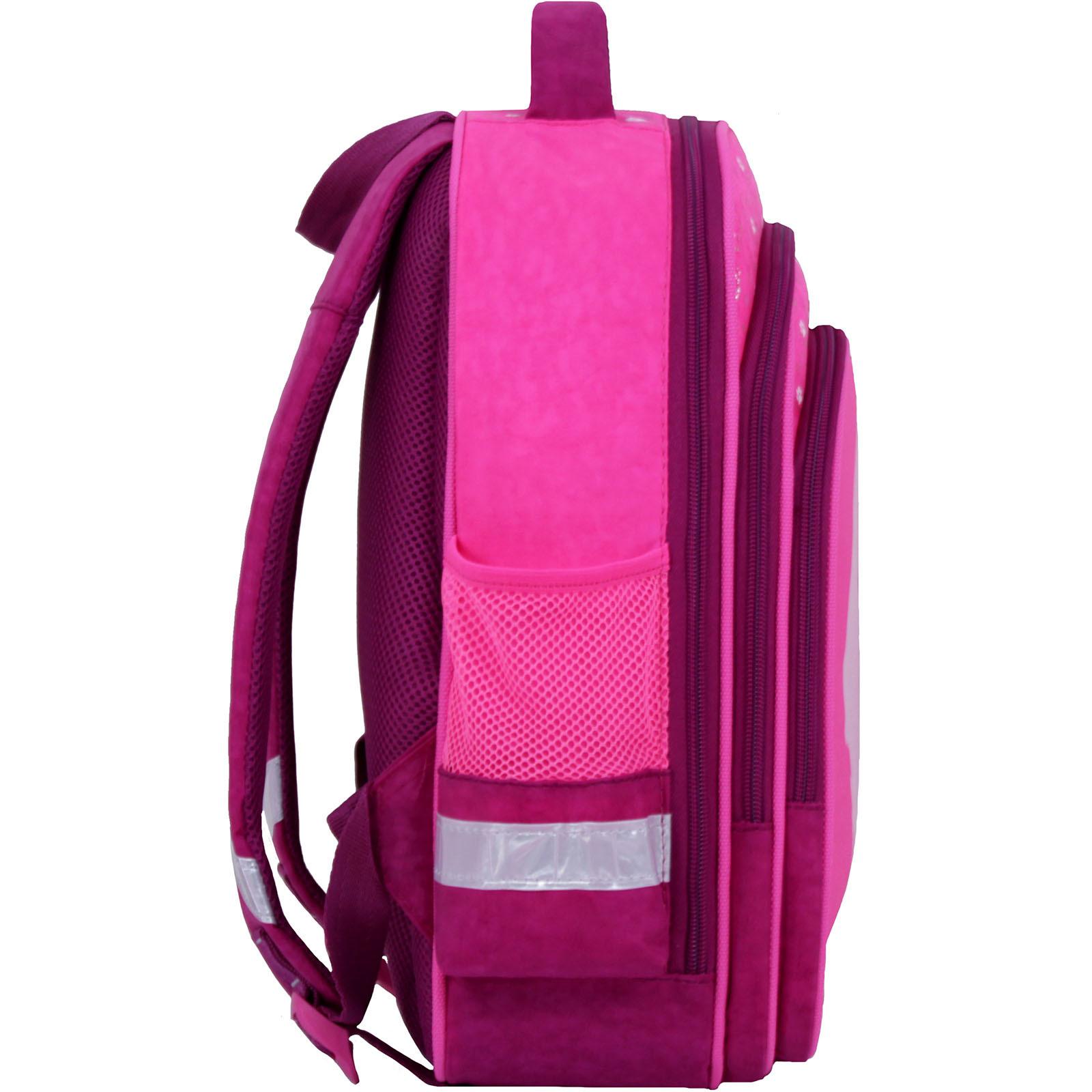 Рюкзак школьный Bagland Mouse 143 малиновый 167к (0051370) фото 2