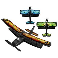 Silverlit Самолет на радиоуправлении, классический (на аккум.) (84741)