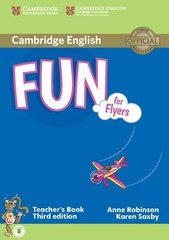 Fun for Flyers 3rd Edition Teacher's Book