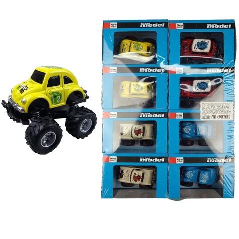 Машинки в ассортименте DIE CAST METAL коллекционные № 1, 1кор*96бл*8шт