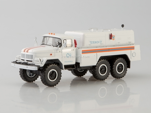 ZIL-131 PNS-110 (131) MChS Ministry of Emergency Situations 1:43 AutoHistory