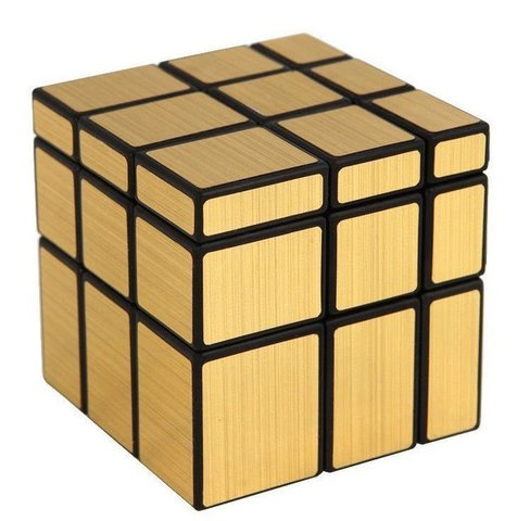 Зеркальный куб ShengShou (золото)