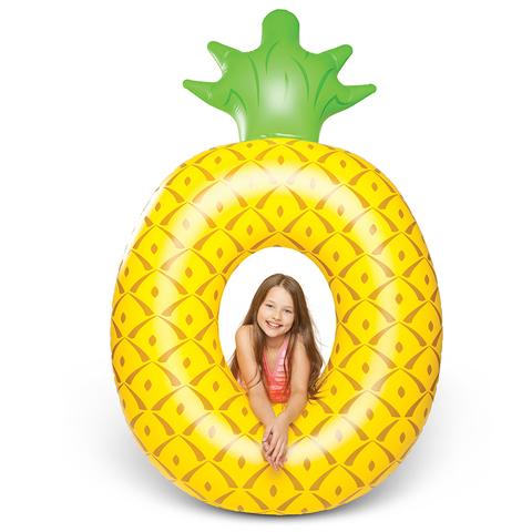 Круг надувной pineapple