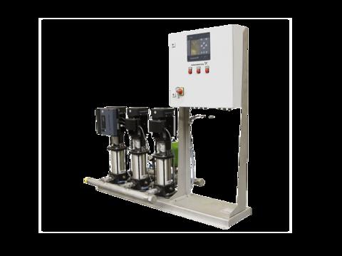 Насосная станция повышения давления - Grundfos Hydro MPC-S 3 CR 64-3-1 50Hz RUS
