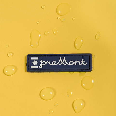 Детский дождевик Premont Лимонный сок SP73633 Yellow